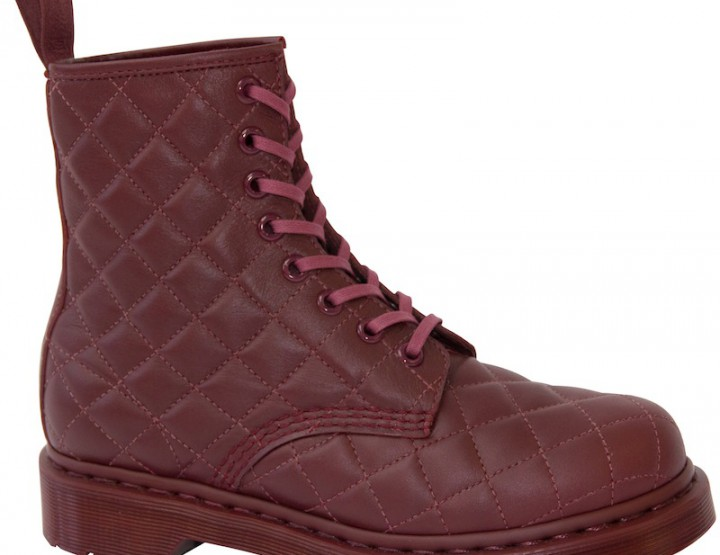 SMMF: Womens Dr.Martens Quilted Boot- Fall 2013