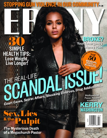 Press: Ebony Magazine Features Marcus Troy in new Issue.