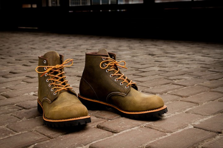 Footwear: Red Wing Heritage FW13  2947 6
