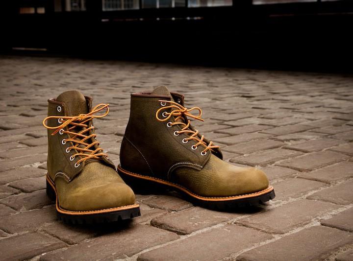 Footwear: Red Wing Heritage FW13  2947 6