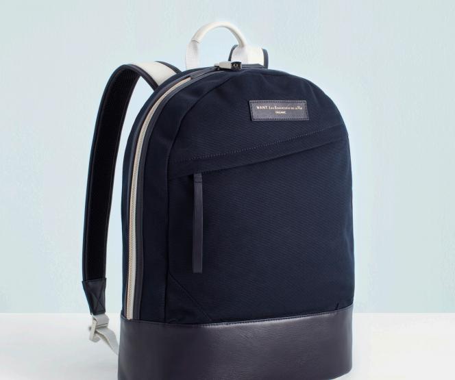 Accessories: WANT Les Essentiels de la Vie Kastrup Backpack