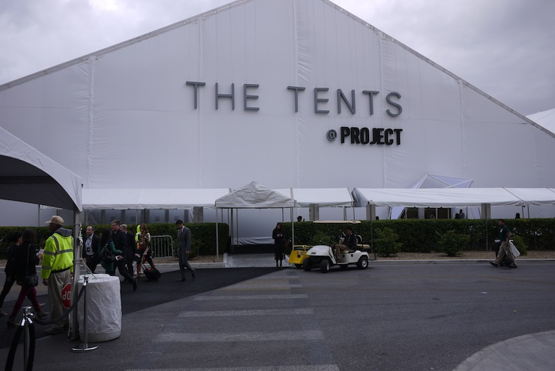 The ... & The Tents @ PROJECT Las Vegas 2013 | Marcus Troy