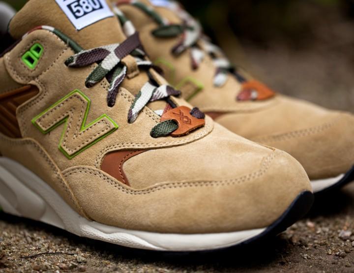 Footwear: New Balance x Fingercroxx MT580FXX