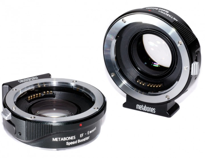 Gadgets: Metabones Speed Booster