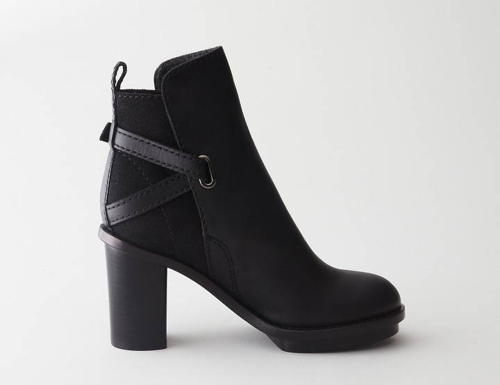SMMF: Acne Cypress Contrast Boot