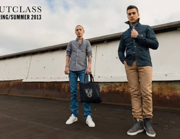 Clothing: Outclass Spring/Summer 2013