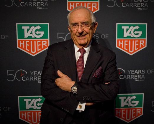 MTTV: Jack Heuer Explains The Heuer Carrera