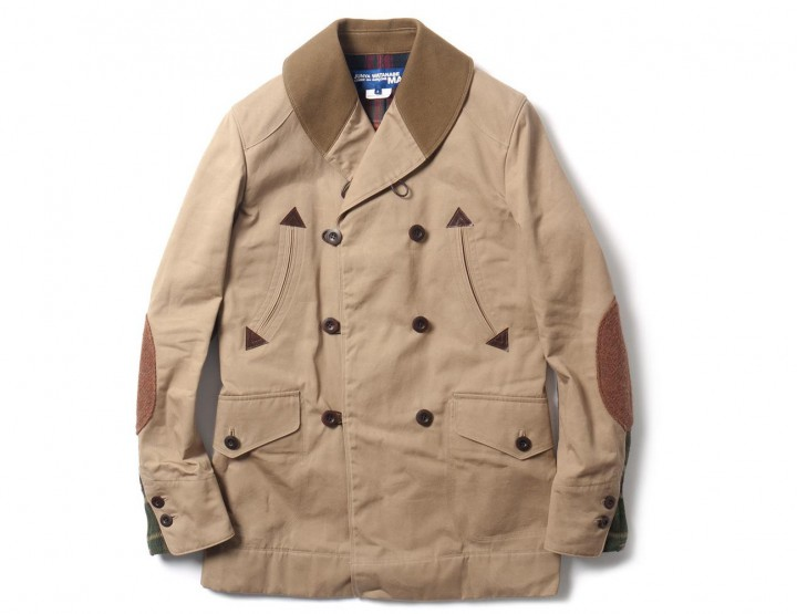 Clothing: Junya Watanabe MAN Double Breasted Jacket
