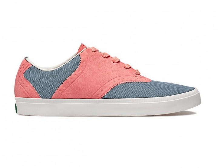 Footwear: PF Flyers Lyman Coral/Blue