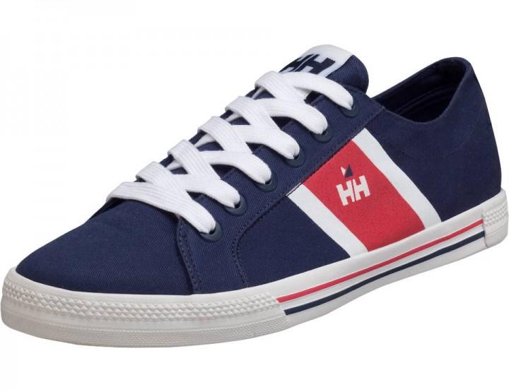Footwear: Helly Hansen Berge Viking Low Navy/Red