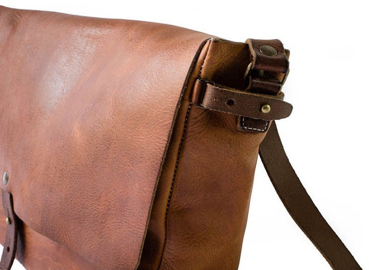 Accessories: Whipping Post Messenger Bag