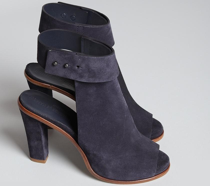 Woman by Common Projects Strap Ankle Boot | Marcus Troy