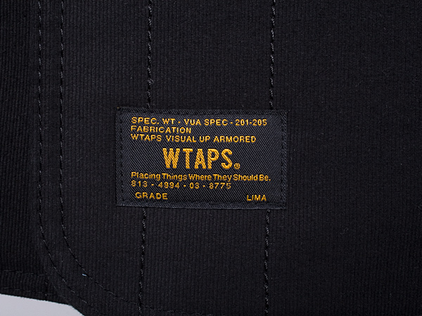 Clothing: Wtaps Blackwatch Coat