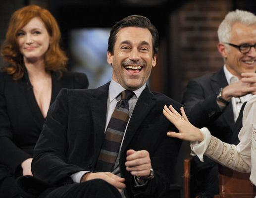 MTTV: Inside The Actor's Studio - The Cast and Creator of Mad Men