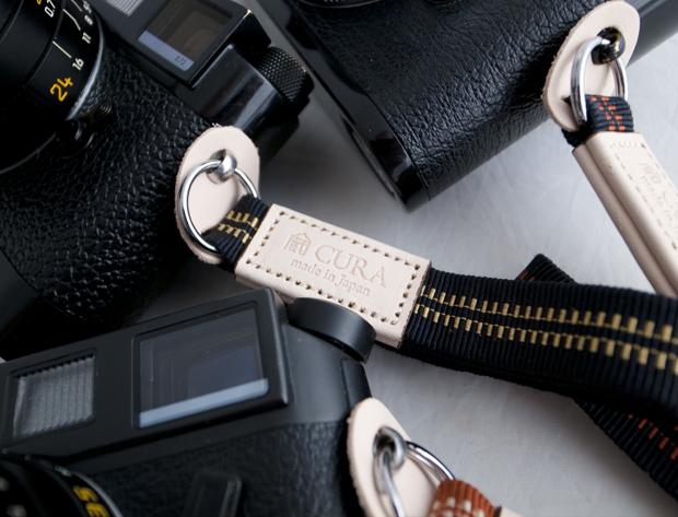 Accessories: Cura Camera Straps