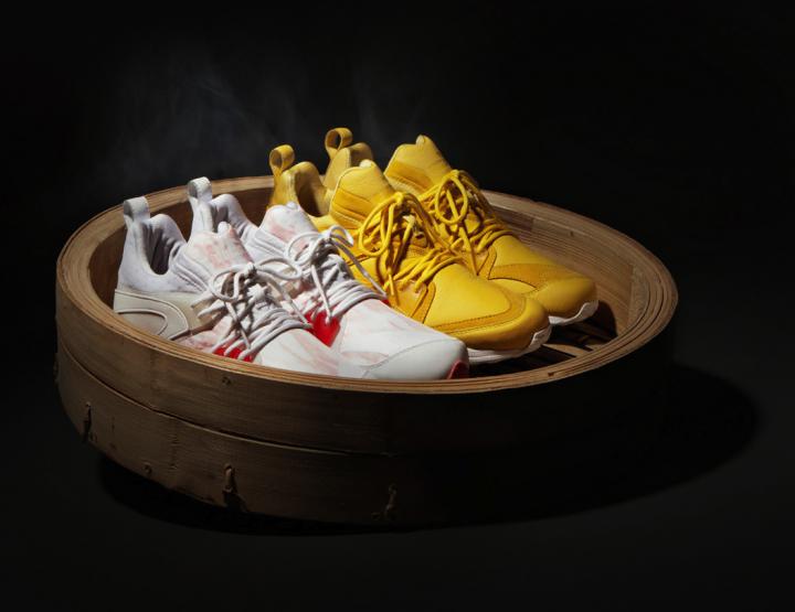 Footwear: Hypebeast X Puma Dim Sum Project
