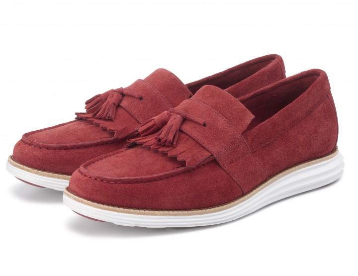 Footwear: Cole Haan Kudu Suede Collection