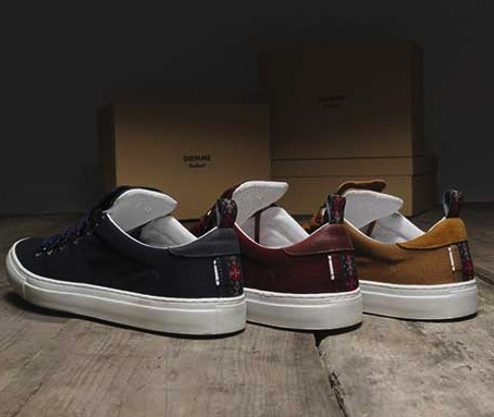 Footwear: Carharrt Heritage x Diemme Marostic Collection