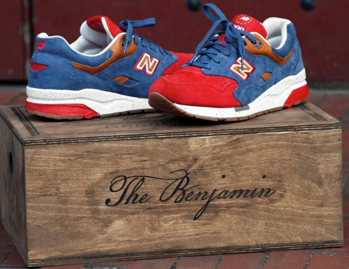Footwear: UBIQ x New Balance 1600