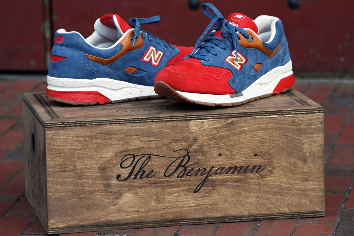 new balance 1600 x ubiq the benjamin