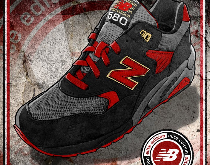 Footwear: New Balance Elite Edition Propaganda Pack
