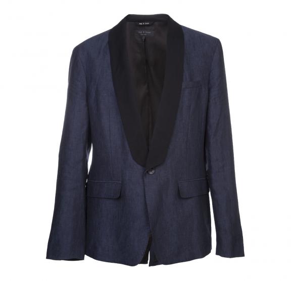 Clothing: Rag And Bone Cooper Smoking Jacket