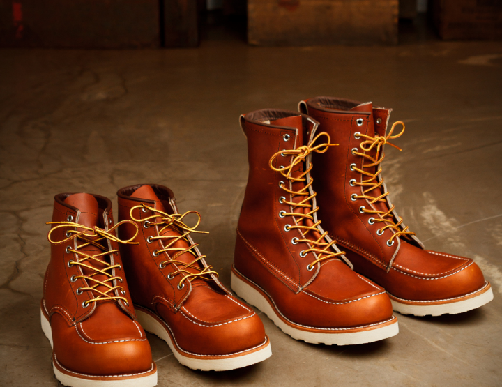 Footwear: Red Wing Heritage 875 and 877 Boots