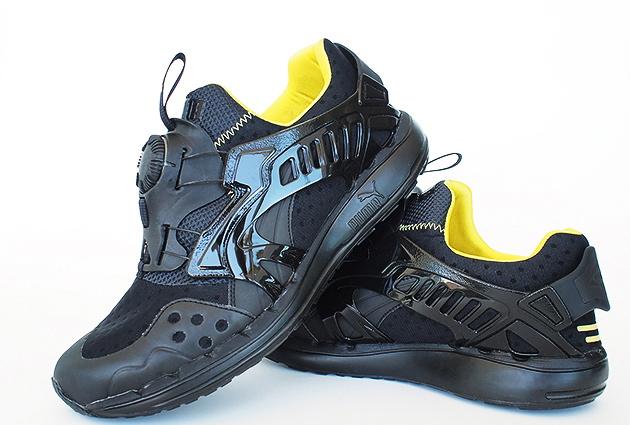 Footwear: Puma Disc Lite Stealth @PUMA