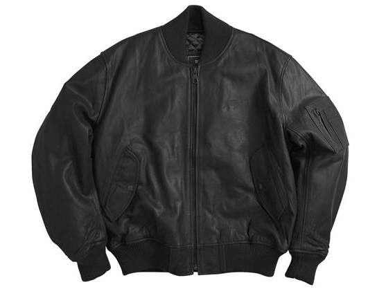 Clothing: Alpha Industries Bomber Jacket Fall Winter 2013 @AlphaIndustries