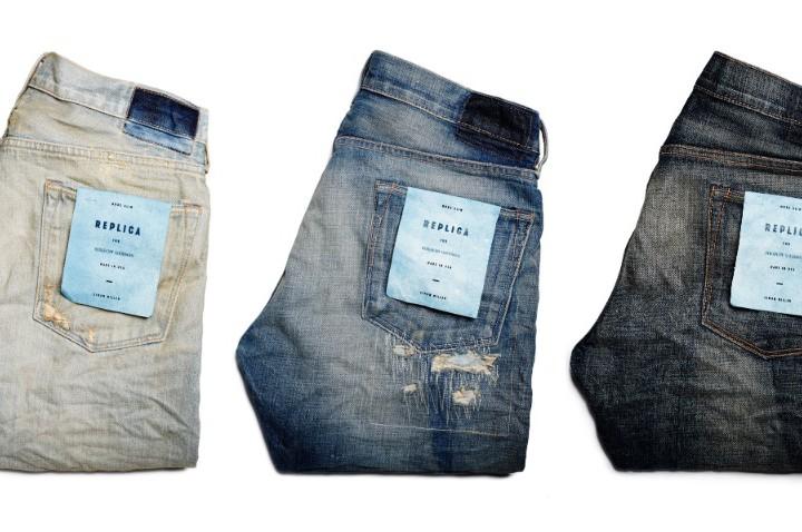 Clothing: Simon Miller Replica Series Jeans @Bergdorfs