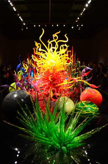 News: Dale Chihuly At The Montreal Museum of Fine Arts @mbamtl