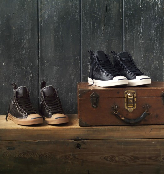 Footwear: Converse 2013 Holiday Collection Jack Purcell Duck Boot @Converse