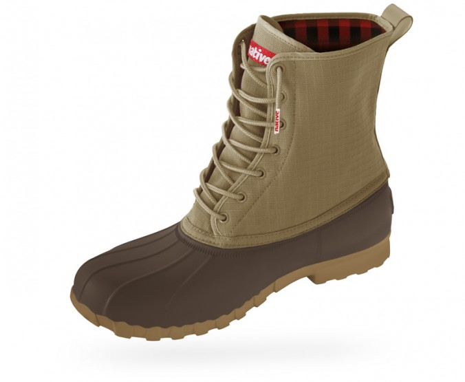 Footwear: Native Shoes Jimmy Plaid Boot @nativeshoes