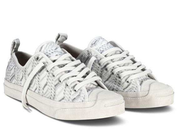 Footwear: Converse x Missoni - Jack Purcell Sneaker @Converse @Missoni