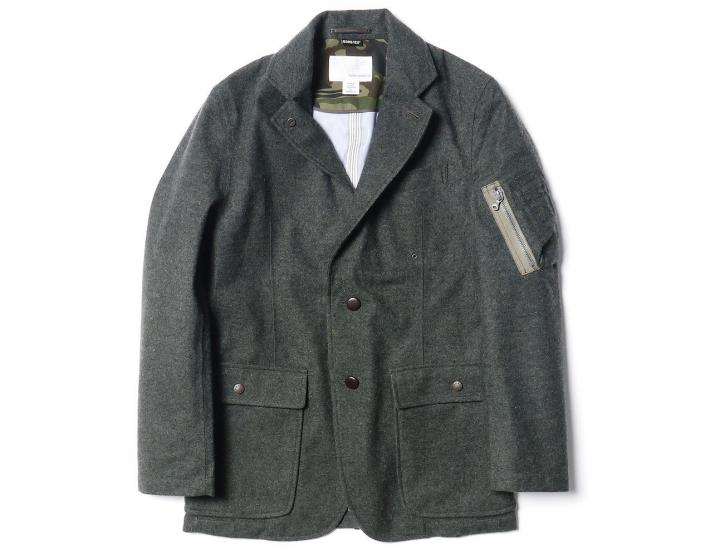 Clothing: nanamica - GORE-TEX Field Jacket @nanamica_tokyo