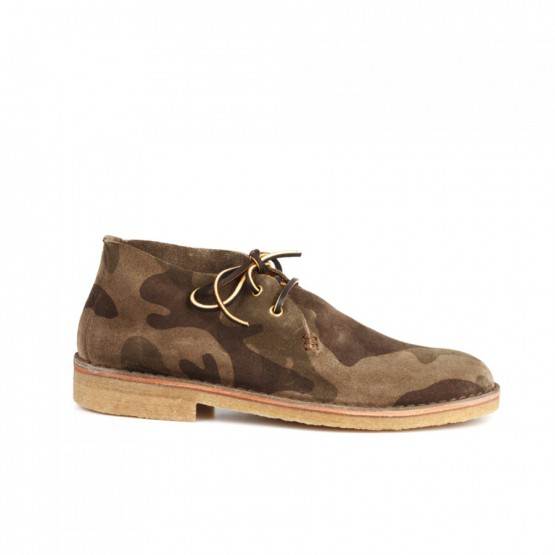 Footwear: n.d.c Made By Hand Pere 13 Otterproof Mimetico @ndcmadebyhand