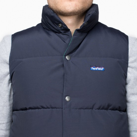 Clothing: Penfield Outback Vest 1975 Collection @PenfieldUSA