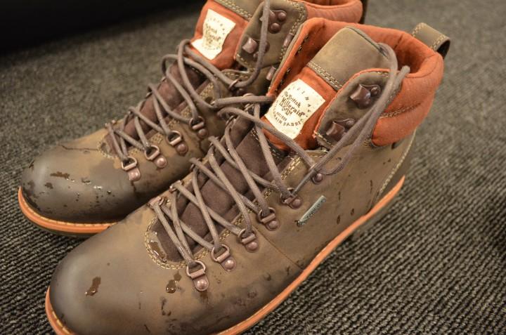 Footwear: Clarks X GORE-TEX Midford Alp Boot @Clarksshoes @GORETEXna