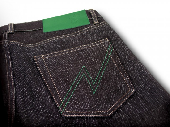 Clothing: #HEINEKEN100 X NEIGHBORHOOD Denim Collaboration @Heineken @NBHD_INFO