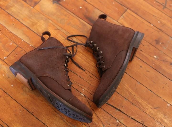 Footwear: LL Bean Signature Hawthorne Boot @llbeansignature
