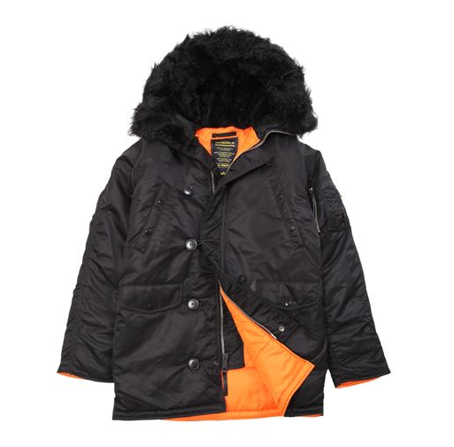 Clothing: Alpha Industries Slim Fit N-3B Parka @AlphaIndustries
