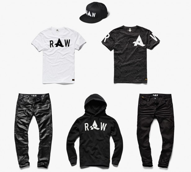 Clothing: G-Star Raw X Afrojack Capsule Collection @GstarRaw @djafrojack