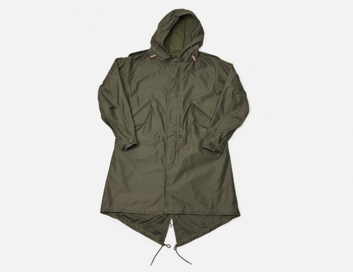 Clothing: The Real Mccoy's M-1951 Parka