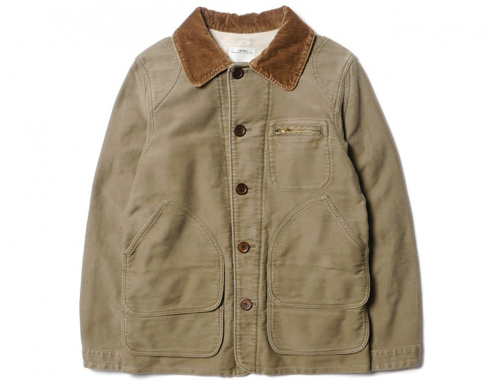Clothing: visvim Minie Hunting Jacket @visvim_Now