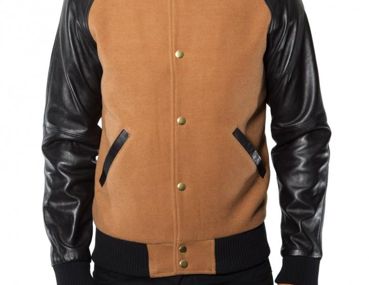 Clothing: 7 Diamonds Lion Heart Varsity Jacket @7Diamonds