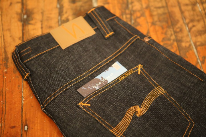 Clothing: Nudie Jeans Thin Finn Organic Dry Twill @nudiejeans