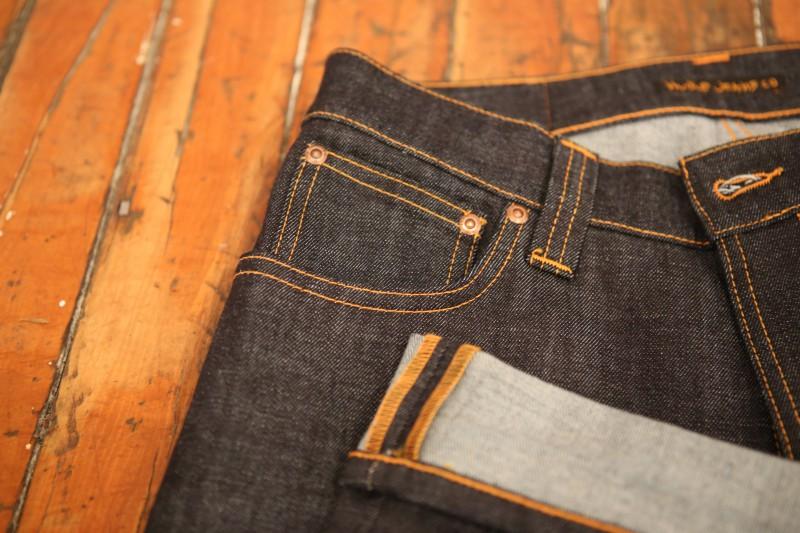 Nudie Jeans Thin Finn Organic Dry Twill