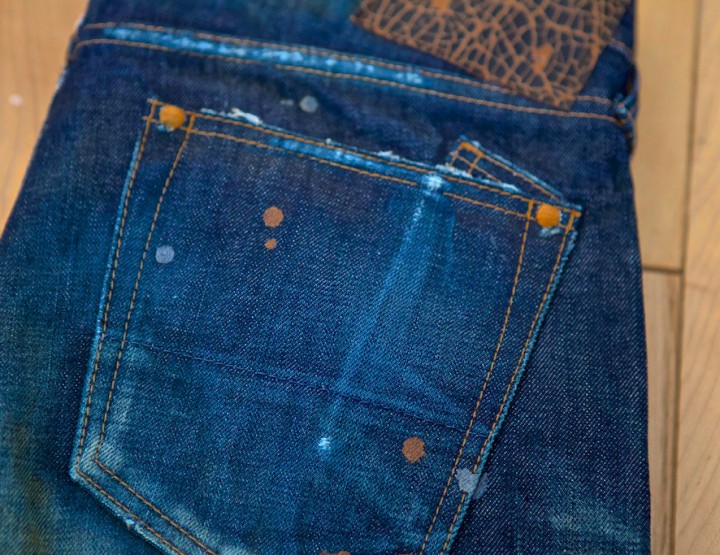 Clothing: PRPS NOIR- Rambler - Selvedge Enlow Fork @prpscollection