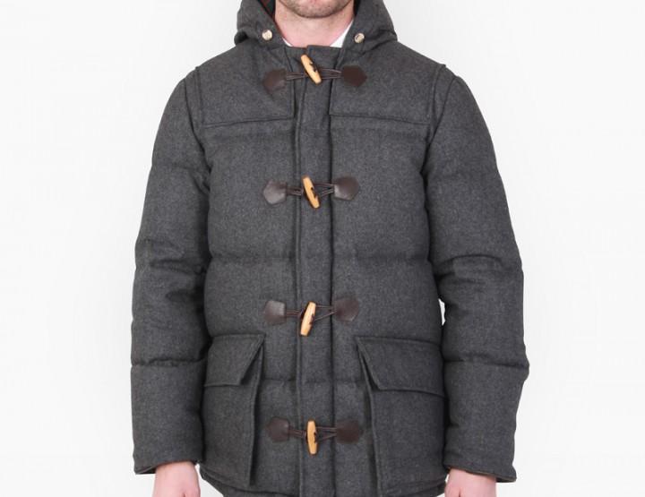 Trends: The Duffle Coat - Tokyo