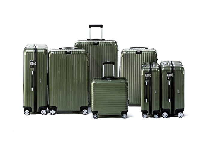 Accessories: RIMOWA Olive Green Collection 2013 @RIMOWA_NA